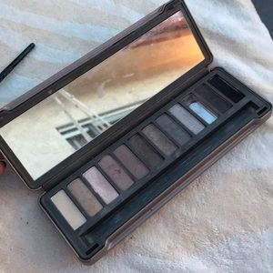 Used Naked 2 Palette